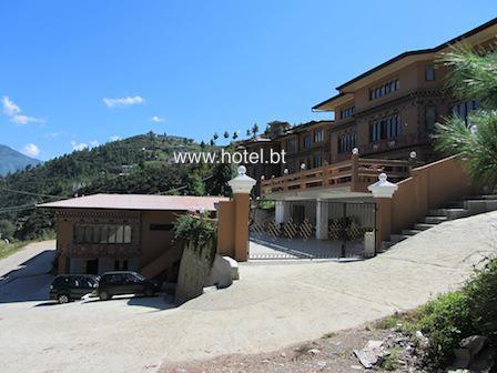 Ro-Chog Pel Hotel | Hotels in Bhutan