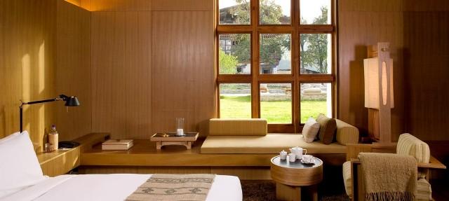 Amankora Hotels In Bhutan