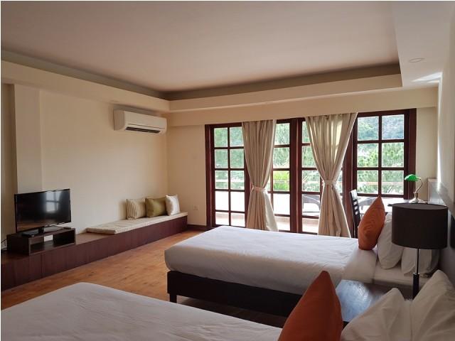 Khuru Resort Hotels In Bhutan